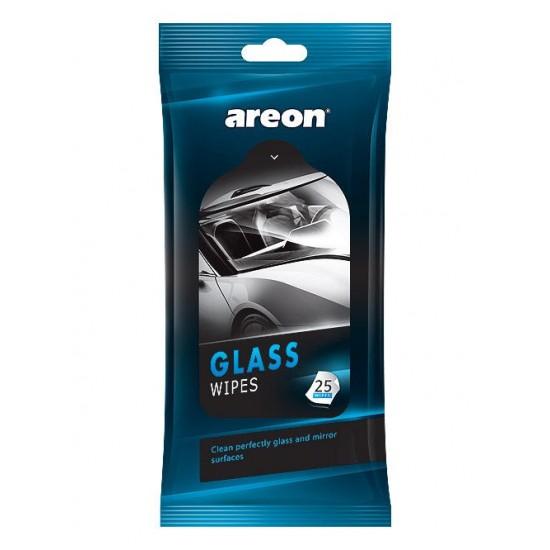 Мокри кърпи за стъкло-AREON