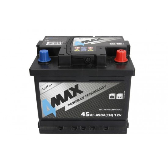 Стартов акумулатор 4MAX-45АH