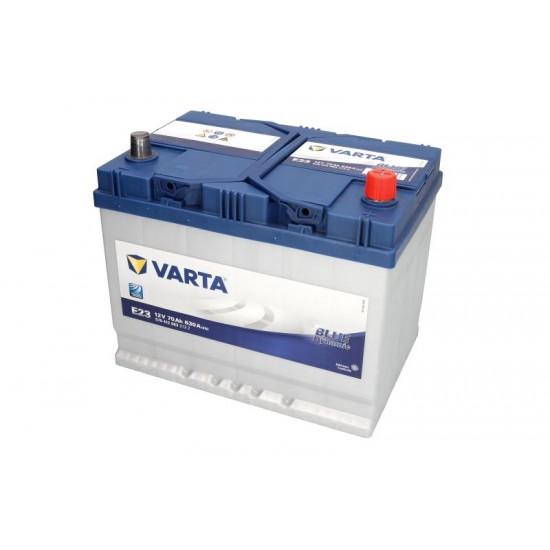 Стартов акумулатор VARTA - 70АH