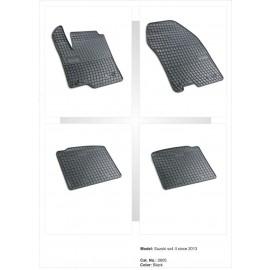 Гумени стелки за Сузуки SX4 S-CROSS (2013+)
