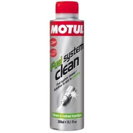 MOTUL FUEL SYSTEM CLEAN AUTO 0.300L